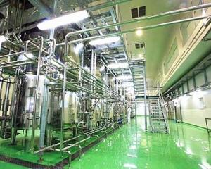 胶州某粮油厂灌装车间净化工程
