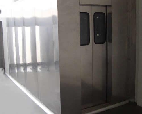 净化工程风淋室