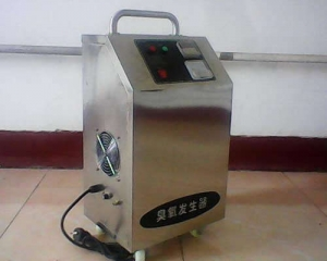 济宁移动式臭氧发生器